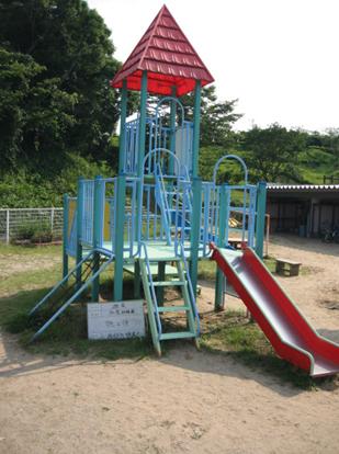 加茂幼稚園 塗装後 ①