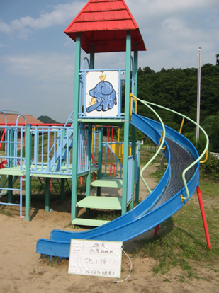 加茂幼稚園 塗装後②